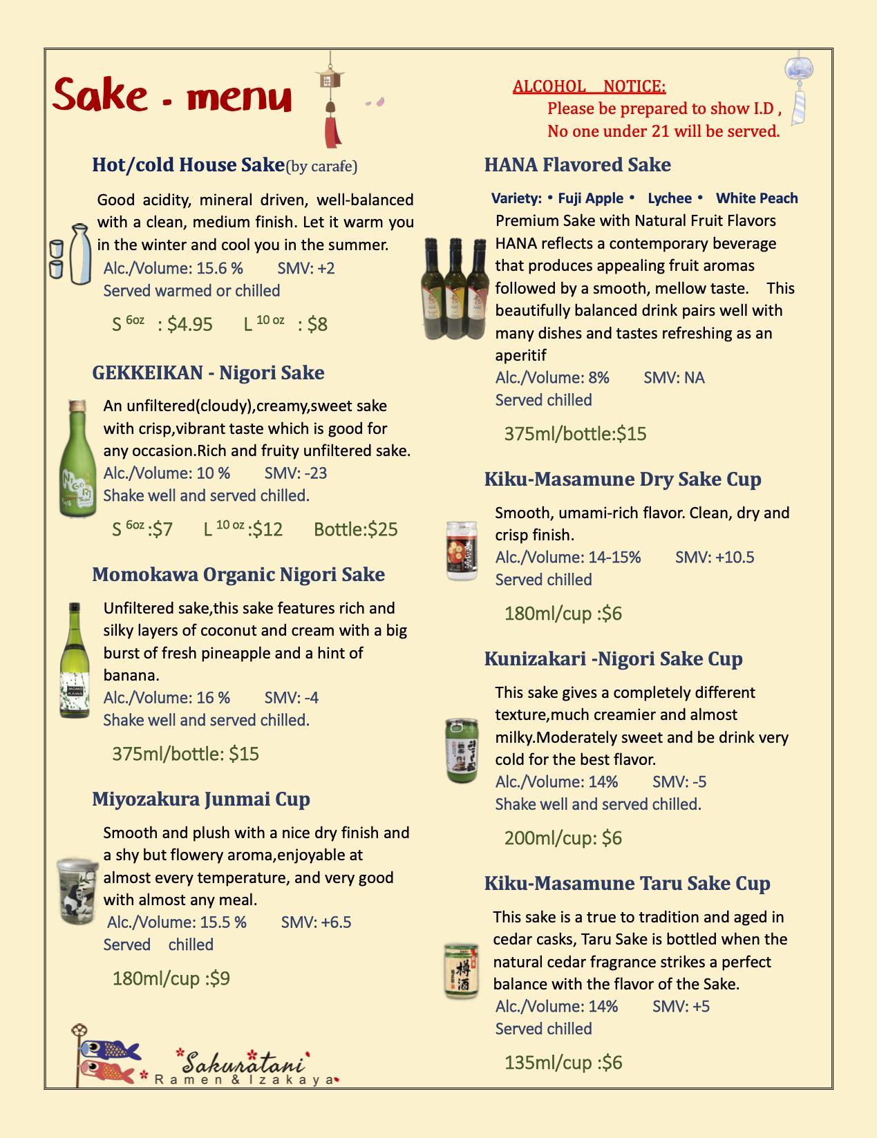 sake 新